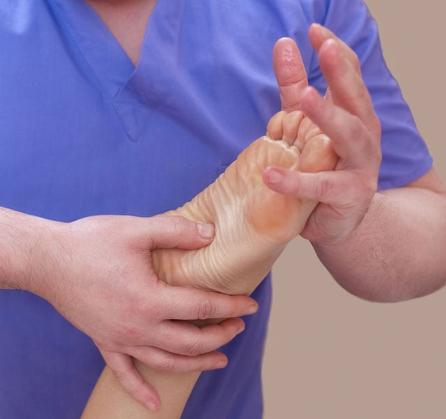 Anke and Foot Pain Treatments | B3 Medical in Tampa
